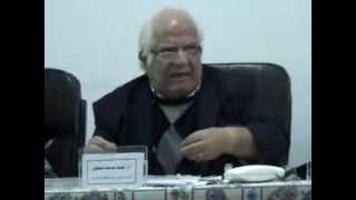 أزمة مياه النيل - دكتور محمد مدحت مصطفى