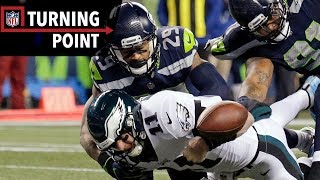 Seahawks Force a Clutch Goal Line Fumble to Keep Playoff Hopes Alive (Week 13)   NFL Turning Point