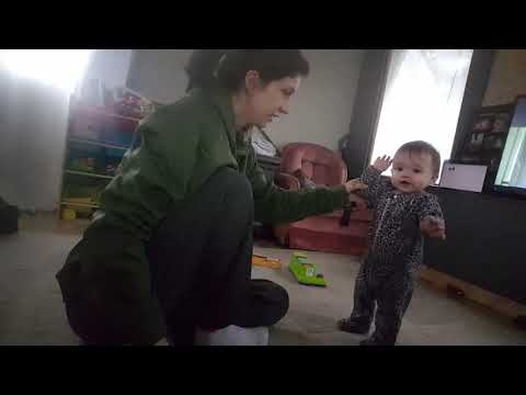Teaching the Baby to Walk