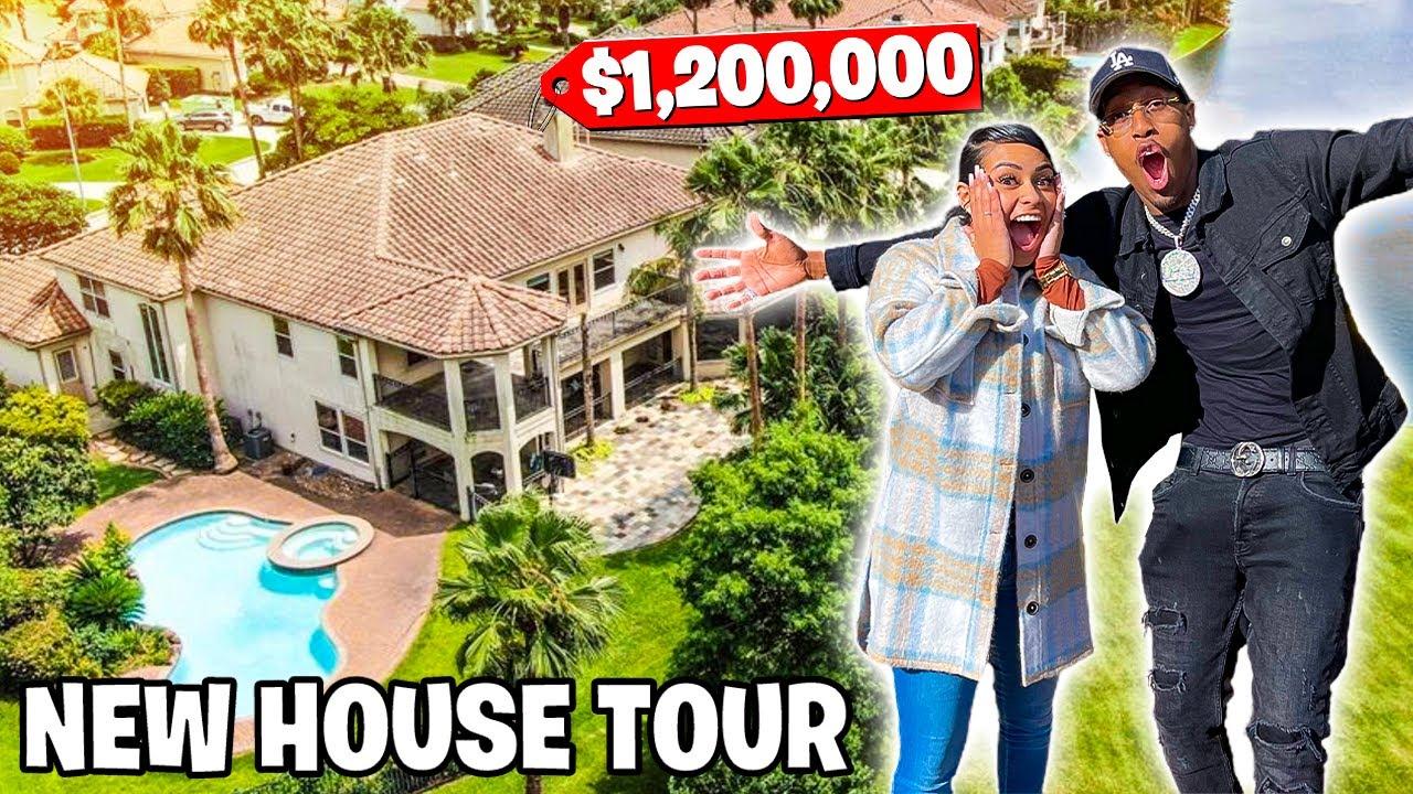 OUR $1.2 MILLION DOLLAR HOUSE TOUR!