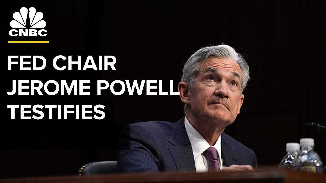Fed Chair Jerome Powell Testifies Before the House - July 18, 2018