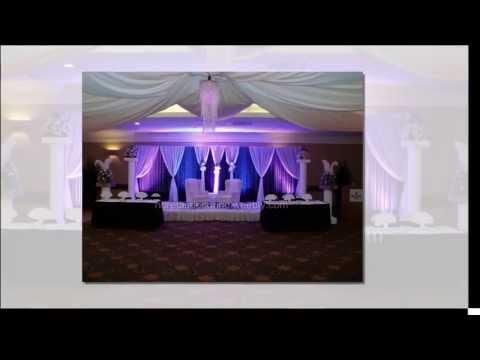 Wedding backdrops,  how to design elegant wedding, memorable wedding decoration ideas