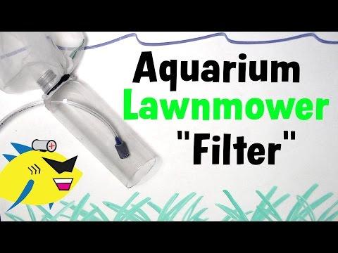 How To Make: DIY Aquarium Filter