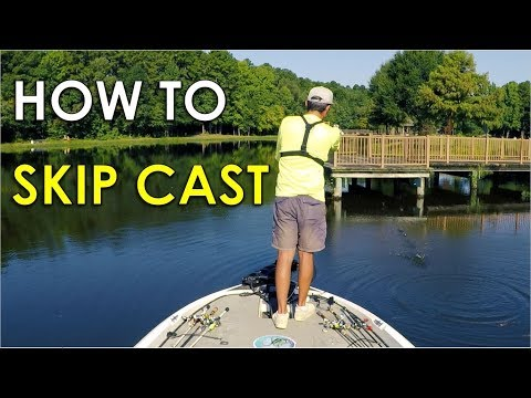 How to Skip a Fishing Lure: Skip Casting Technique Explained