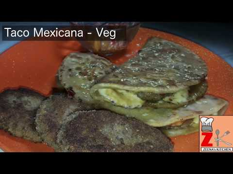 Taco Mexicana-Veg