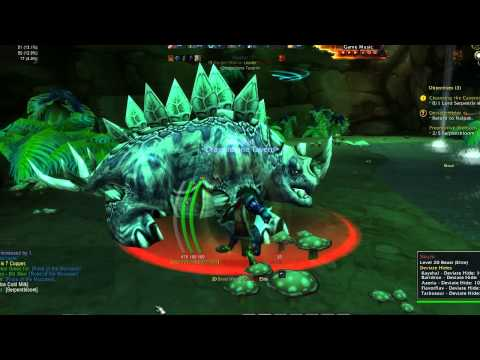 Dragonbone Tavern in WoW: Alliance - Getting Back into the Swing of Things