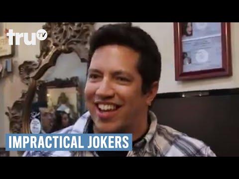 Impractical Jokers - The Guys Visit the Hair Salon (Punishment) | truTV