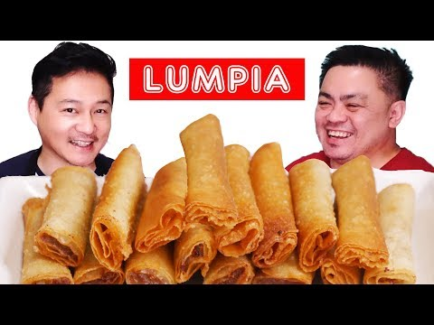 Filipino Spring Rolls LUMPIA-Recipe