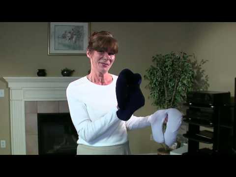 Microwave Neck Heating Wrap - Moist Heat Neck Pain Treatment