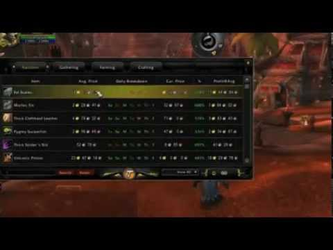 How to make wow gold fast -BEST gold making addon 2017-30 K per day on autopilot