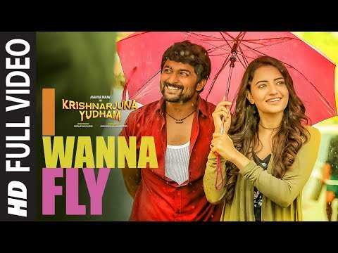 Xxx Mp4 I Wanna Fly Full Video Song Krishnarjuna Yudham Songs Nani Hiphop Tamizha Telugu Video Songs 3gp Sex