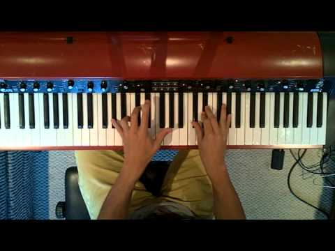 Beyonce - Ego Piano Tutorial