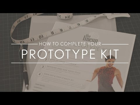 How to Complete Your Prototype Kit