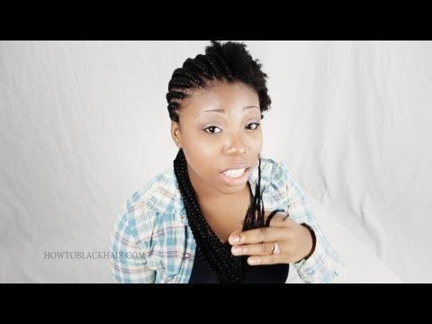 Cornrows Tutorial Tips & Advice on How to Braid The Perfect French Braids Part 3