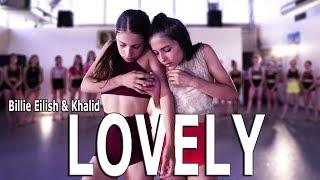 LOVELY - Billie Eilish & Khalid | Contemporary Kids dance| Choreography Sabrina Lonis