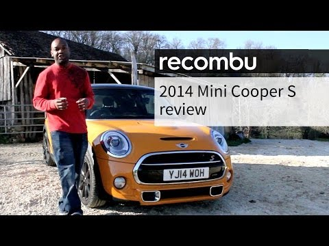 2014 Mini Cooper S Review: Bigger really is better