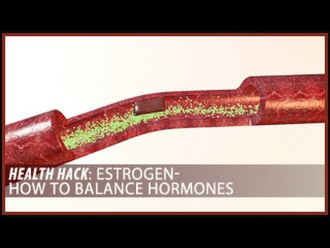 Estrogen: How to Balance Hormones | Health Hacks- Thomas DeLauer