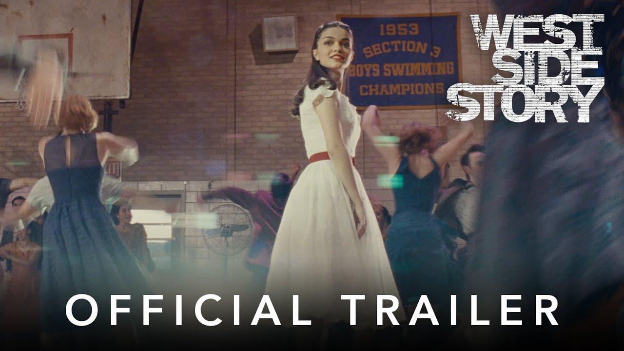 "Steven Spielberg's ""West Side Story""   Official Trailer   20th Century Studios"