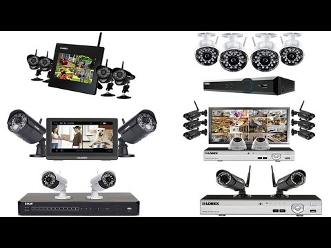 BEST Wireless Home Security Camera Systems (6 Video Surveillance Systems)