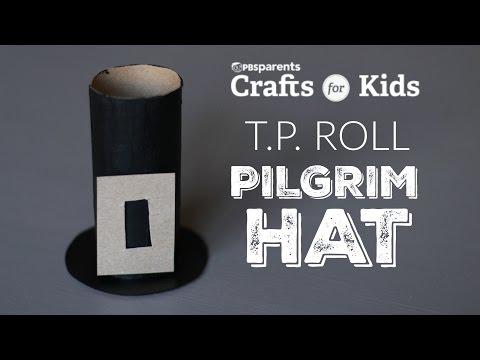DIY Pilgrim Hats | Crafts for Kids | PBS Parents