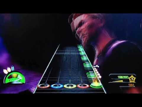 Guitar Hero Metallica: Whiplash 100% FC Expert Guitar
