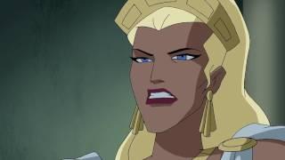 Wonder Woman vs. Star Sapphire