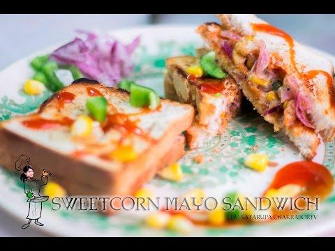 SWEETCORN MAYO SANDWICH