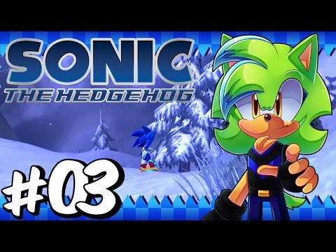 Sonic The Hedgehog 2006 (Xbox 360) | Part 3 | Sonic's Story: White Acropolis