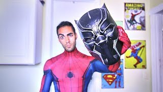 Black Panther Mask (Review)