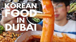 Download [ENG SUB] KOREAN FOOD TOUR SA DUBAI @ KIMCHEE BY SHOGUN (ALMOST FAIL FIRST VID!) | FUDTRIP Video
