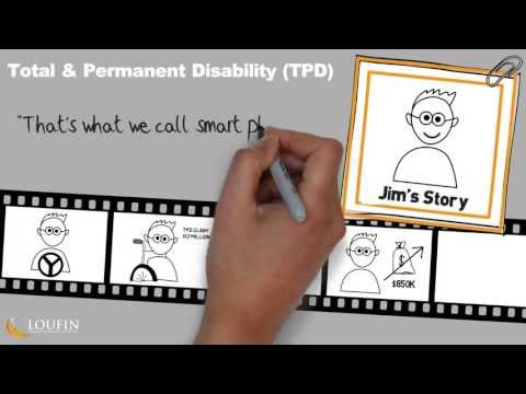 What is Total & Permanent Disability Cover?