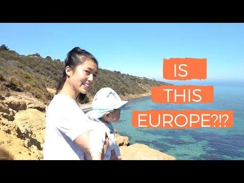 THE PILLARS AT MOUNT MARTHA | Europe in Australia!