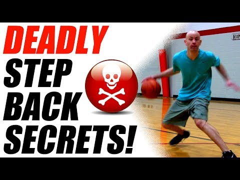 Get EASY Shots ANY TIME You Want! Basketball Step Back Move Tutorial!