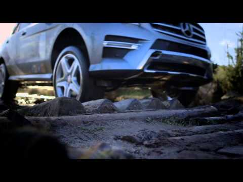 Mercedes-Benz World 4x4 Driving Experience