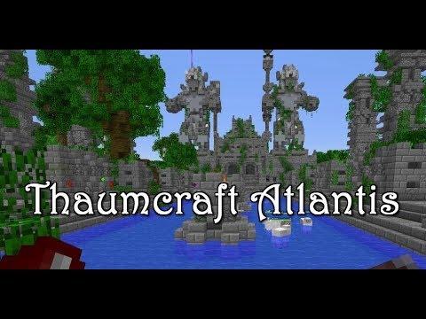 Atlantis Blue Light Special (Thaumcraft & Ars Magica Server) ep 5