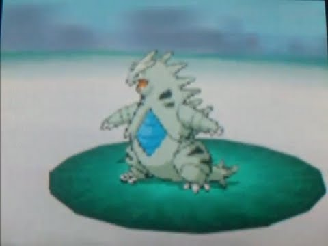 How to Catch Tyranitar and Gliscor - Pokemon Black and White / Black 2 and White 2