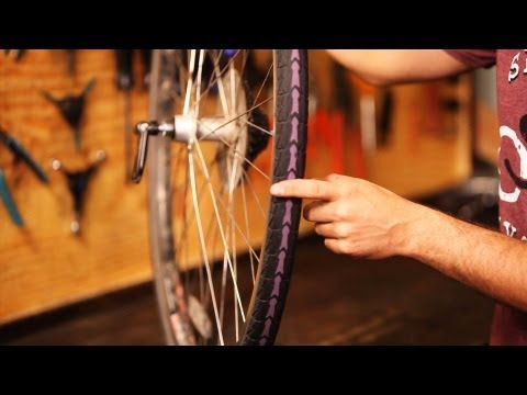 How to Check If Tire Is Worn | Bicycle Repair