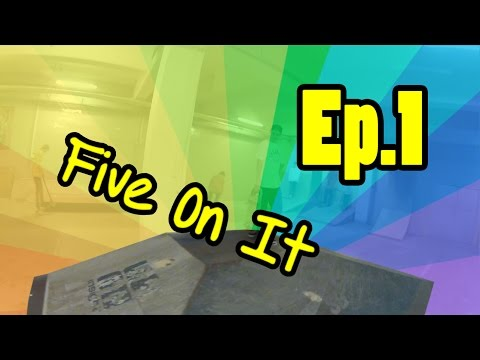 Five On It Ep.1 Nikolaj Lykkebo