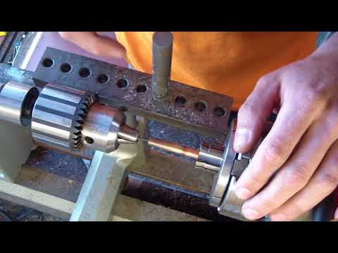 Copper Spinning an Ejector - Part 4