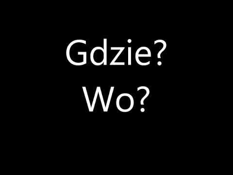 Polnisch lernen: 200 Polnische Phrasen für Anfänger