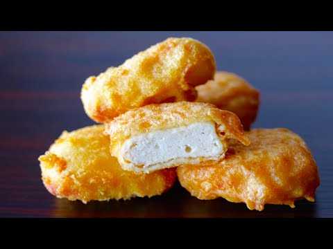 Chicken Nuggets/Unique chicken nuggets recipe--Cooking A Dream
