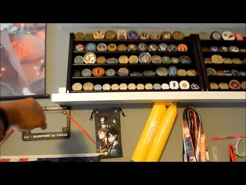 HadesOmega How To: Ikea Mosslanda Coin Holder Shelf Part 2