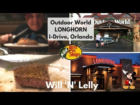 Outdoor World | International Drive | Orlando