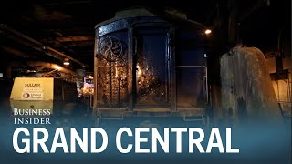 Tour of Grand Central