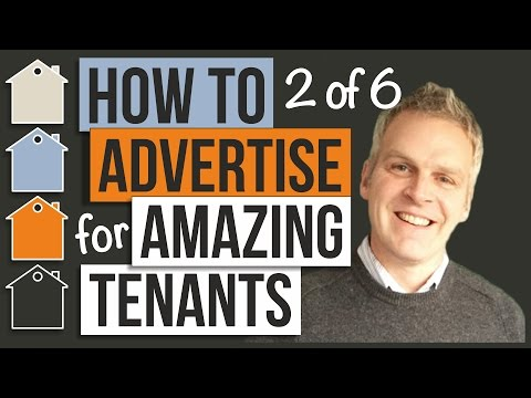 How To Advertise For AWESOME Tenants For Your Investment Property | Property Business Basics