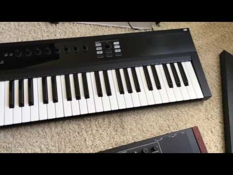 Studio Building Series - Midi controller and Synths Pt. 1