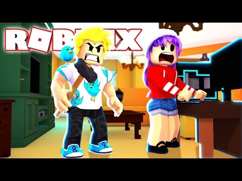 Stop Hacking Audrey! Flee The Facility in Roblox Games