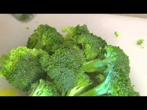 How to Bake Broccoli