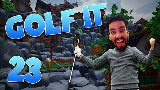 High Flying & Sneaky Endings! (Golf It #23)
