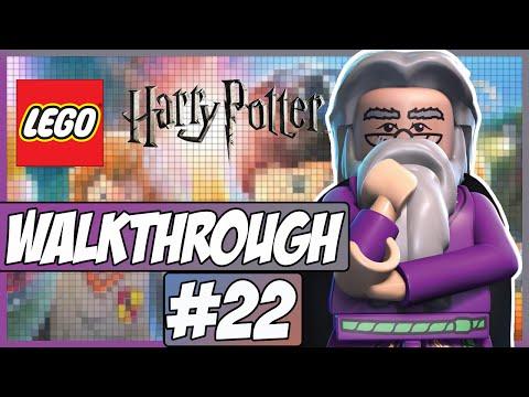 LEGO Harry Potter: Years 1-4 - Walkthrough - Episode 22 - Tea Time!